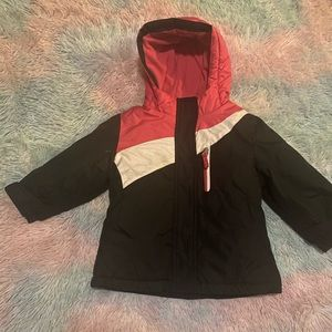 Warm kids toddler jacket